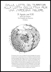 locandina 31 agosto